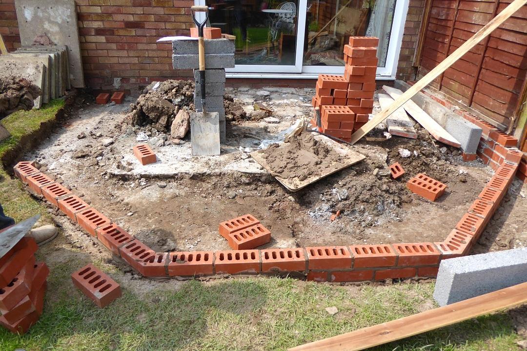 48 000 € de travaux pour une extension de maison inachevée!