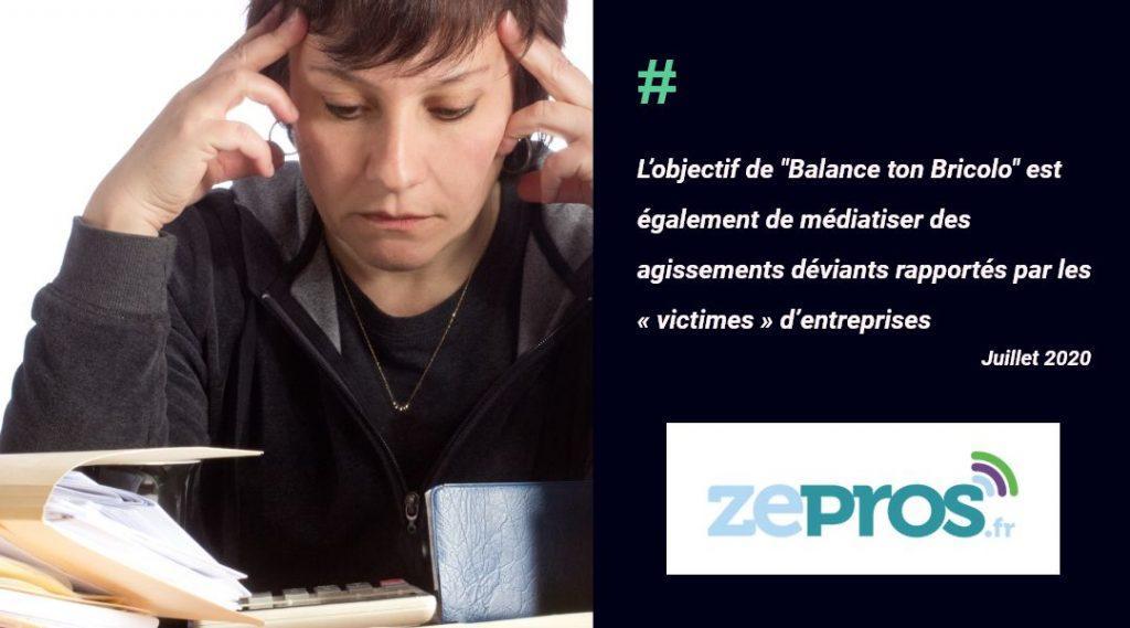 Zepros.fr présente Balance ton Bricolo